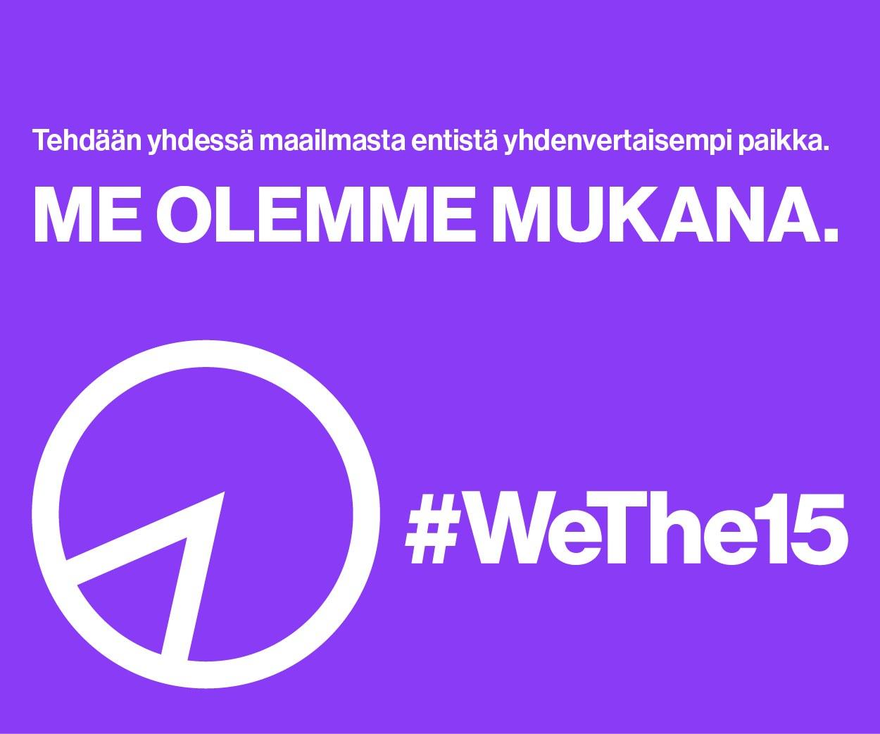 WeThe15