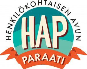 Henkilökohtaisen avun paraatin logo